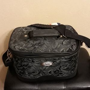 American Tourista make up bag